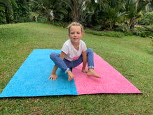 Load image into Gallery viewer, MiniYOGI Kids Yoga Mat - Peer Pink (OUT OF STOCK)