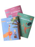 Kids Yoga Book- MiniYOGI Collection