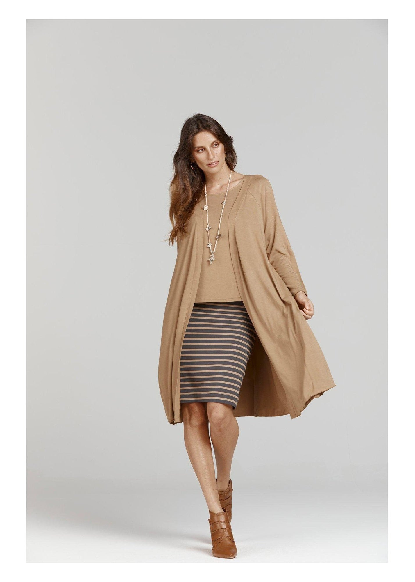 The Quatro Bamboo Duster-Unclassified-Lou Lou Australia
