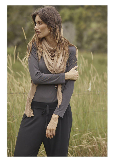The Sassoon Cashmere/Bamboo Scarf-Unclassified-Lou Lou Australia
