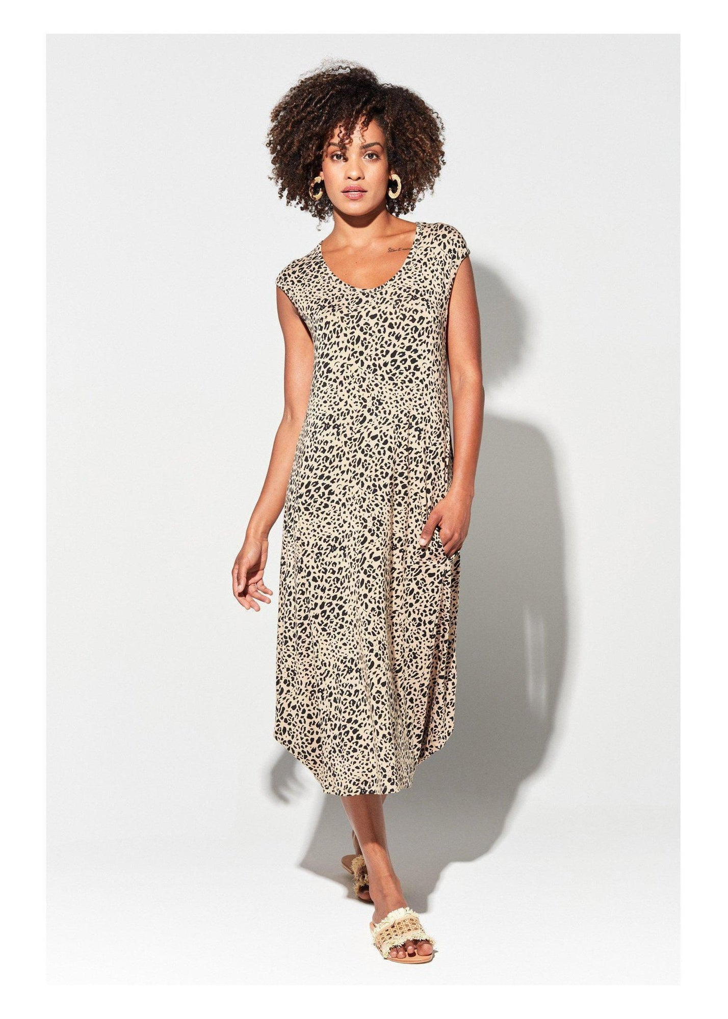 Lorde Maxi Dress-Unclassified-Lou Lou Australia