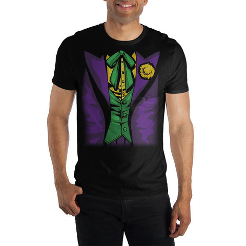 The Joker Suit T-Shirt - The Hollywood Apparel