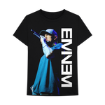 EMINEM ON THE MIC T-SHIRT - The Hollywood Apparel