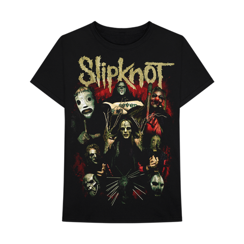 SLIPKNOT | PLAY DYING T-SHIRT - The Hollywood Apparel