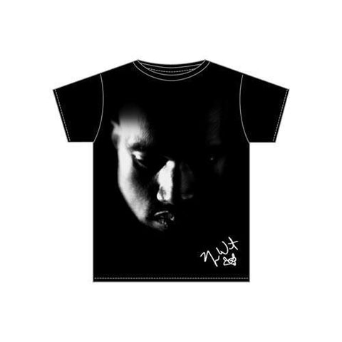 KANYE WEST SHADOW FACE T SHIRT - The Hollywood Apparel