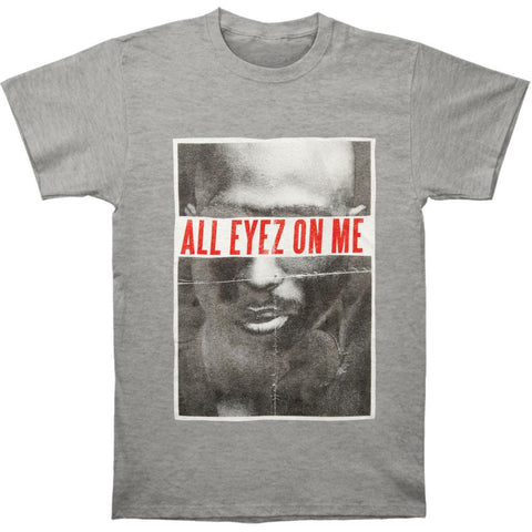 Tupac All Eyez T Shirt - The Hollywood Apparel