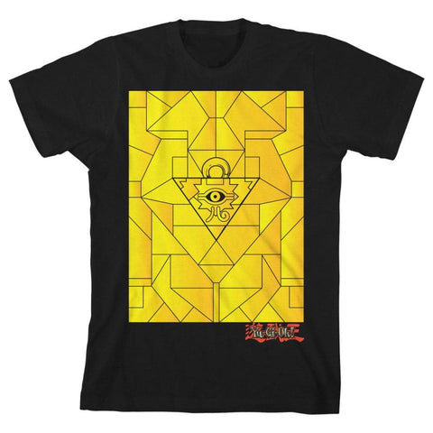 Yu-Gi-Oh Shirt Boys Graphic Tee Youth Anime Apparel - The Hollywood Apparel