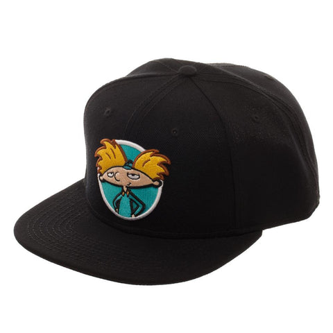 Hey Arnold Snapback Hat - The Hollywood Apparel