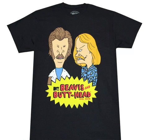 Beavis and Butthead Funky Disco Shirt