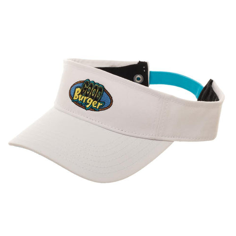 Nickelodeon Good Burger Hat Good Burger Nickelodeon Visor - The Hollywood Apparel