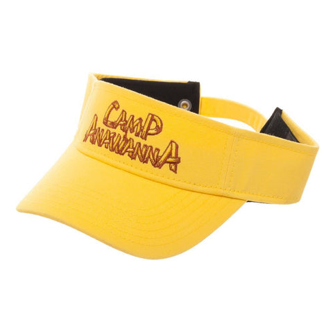 Nickelodeon Camp Anawanna Visor - The Hollywood Apparel