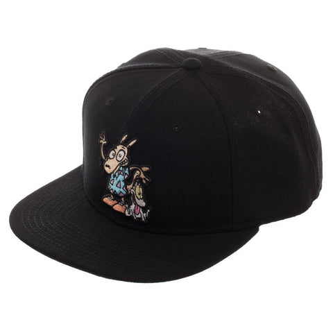 Rocko's Modern Life Snapback Hat - The Hollywood Apparel