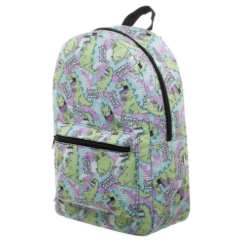 Rugrats Reptar Backpack - The Hollywood Apparel