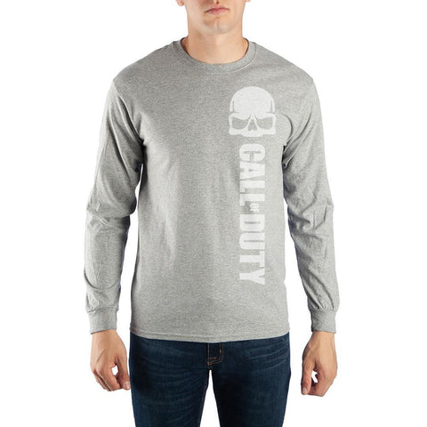 Call of Duty Long Sleeve T-Shirt - The Hollywood Apparel