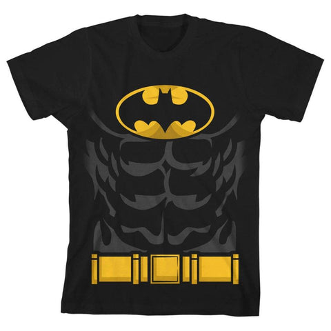 Youth DC Comics Apparel Boys Batman Suit Up TShirt - The Hollywood Apparel