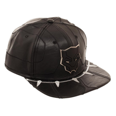 Black Panther Suit Up Snapback - The Hollywood Apparel
