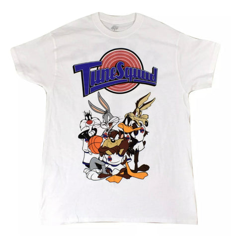 Space Jam Tune Squad Captain Shirt - The Hollywood Apparel