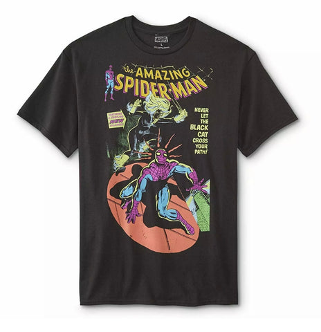 Spider-Man New Villain Shirt - The Hollywood Apparel