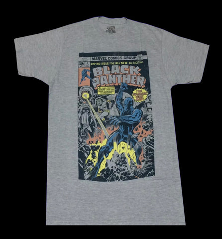 Black Panther Vintage Comic Book Cover T Shirt   baye Bmw m & L in baye WL