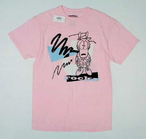 Rocko's Modern Life Nervous Shirt - The Hollywood Apparel