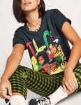 "TLC Vintage ""I Don't Want"" T Shirt - The Hollywood Apparel"