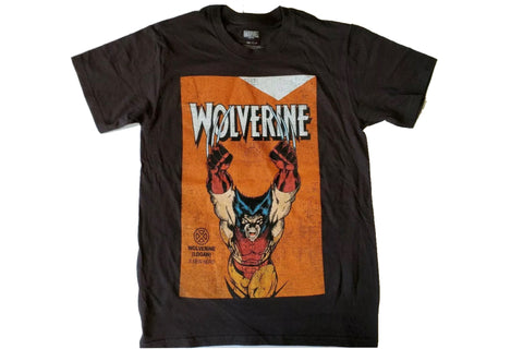 X-Men Wolverine Attack Shirt - The Hollywood Apparel