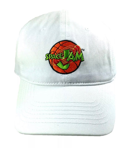 Original Logo Space Jam Dad Hat - The Hollywood Apparel