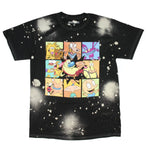 Tie Die Nickelodeon All Stars T Shirt - The Hollywood Apparel