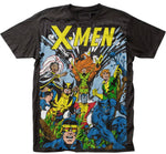 X-Men Galaxy T Shirt - The Hollywood Apparel
