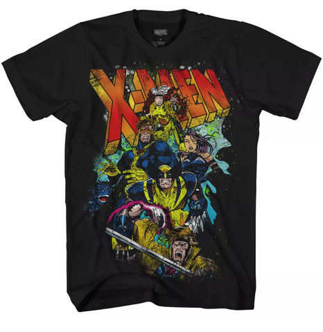 X-Men Night Fighters T Shirt - The Hollywood Apparel