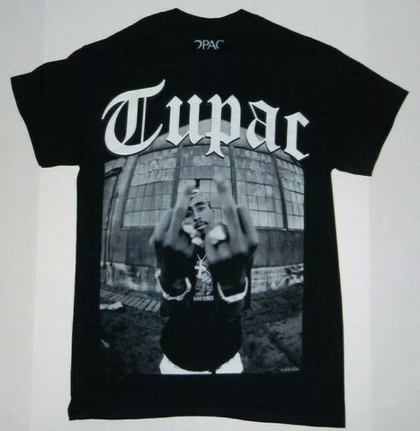 Tupac Shakur Double F You Shirt - The Hollywood Apparel