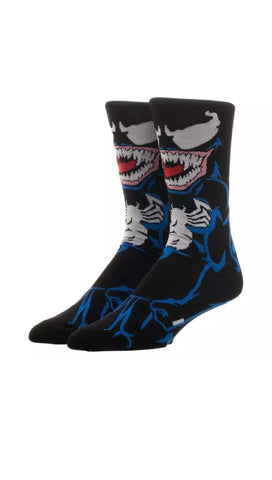 Venom 360 Crew Socks - The Hollywood Apparel