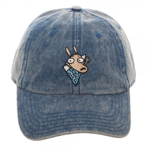 Rocko's Modern Life Denim Dad Hat - The Hollywood Apparel
