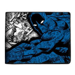 Black Panther Comic Strip Wallet - The Hollywood Apparel