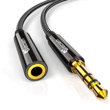 TIEGEM AUX Audio Extension Cable