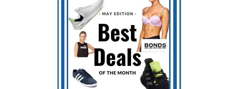 Best Deals Of the Month - May Edition