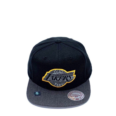 Mitchell & Ness Reflective Duo Snapback - Los Angeles Lakers Hats Mitchell & Ness