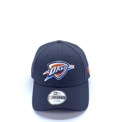 Oklahoma City Thunder Navy 9FORTY Hats New Era