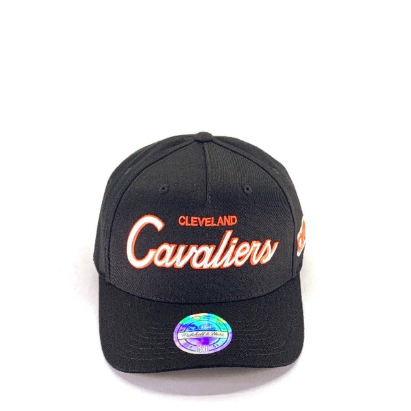 Cleveland Cavaliers 110 Team Script Colour Pop Snapback Hats Mitchell & Ness