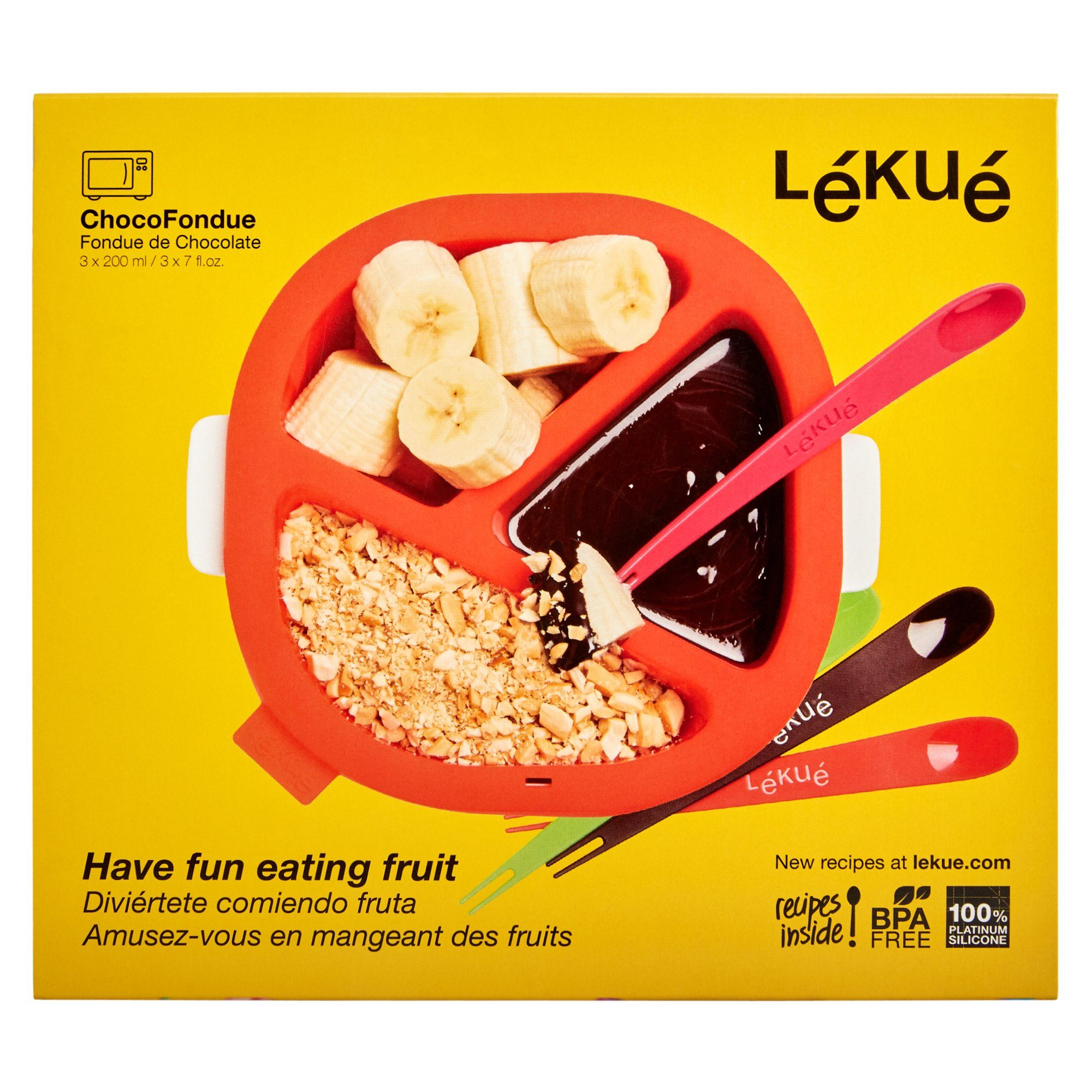 Lekue Choco Fondue Kitchenware SportsPower Geelong