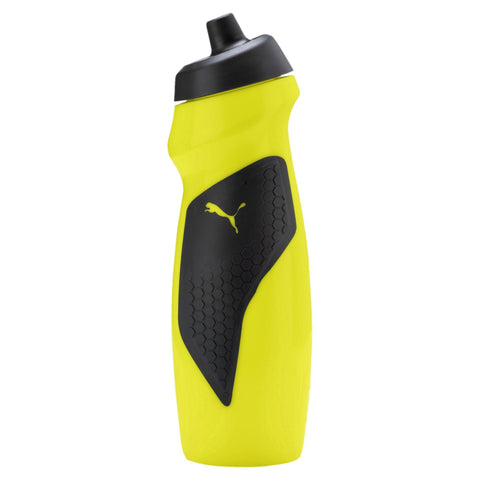 PUMA TR Performance Bottle - Yellow Alert SP-Accessories-DrinkBottles Puma