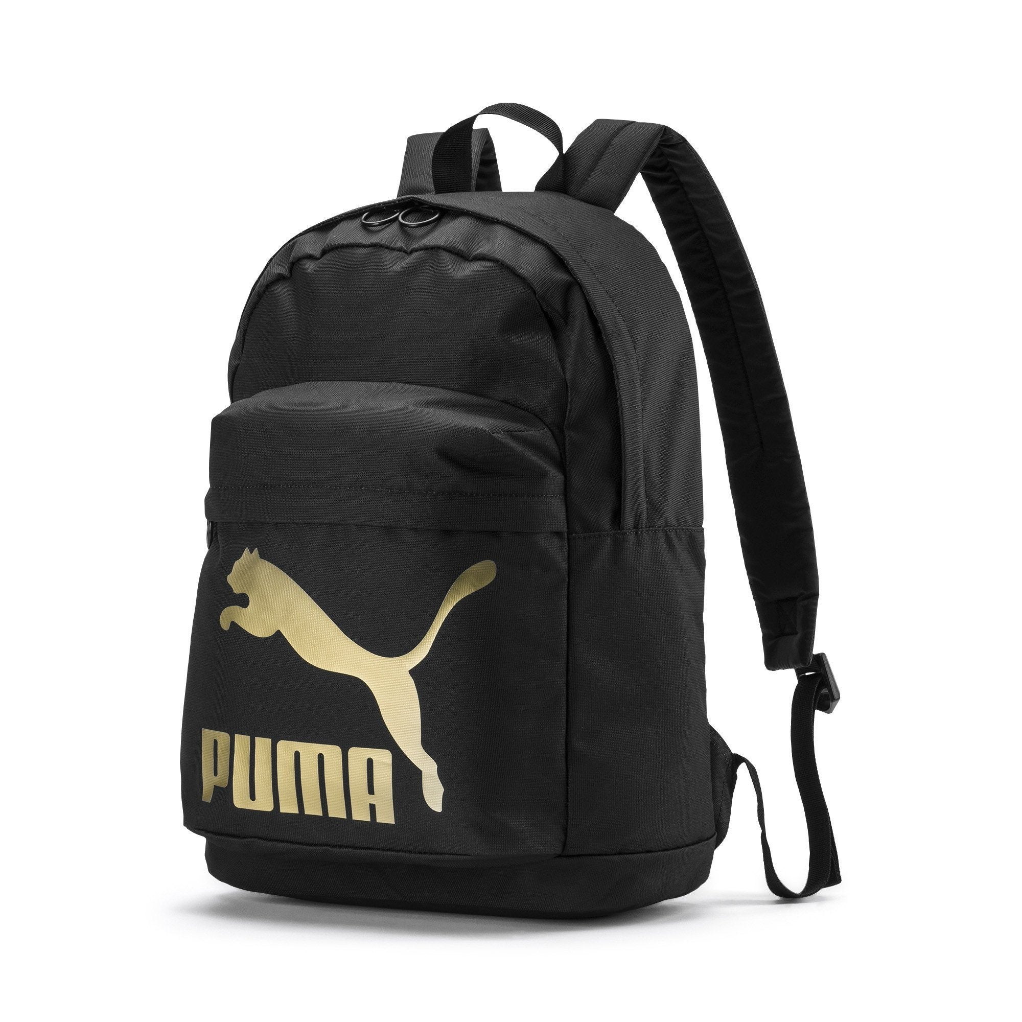 Puma Originals Backpack - Puma Black SP-Accessories-Bags Puma