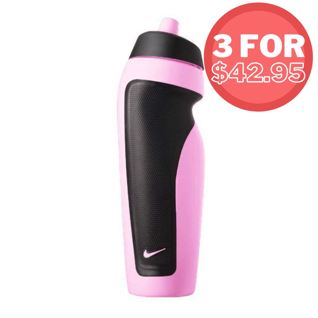 Nike Sport Water Bottle - Perfect Pink SP - Accessories SportsPower Geelong