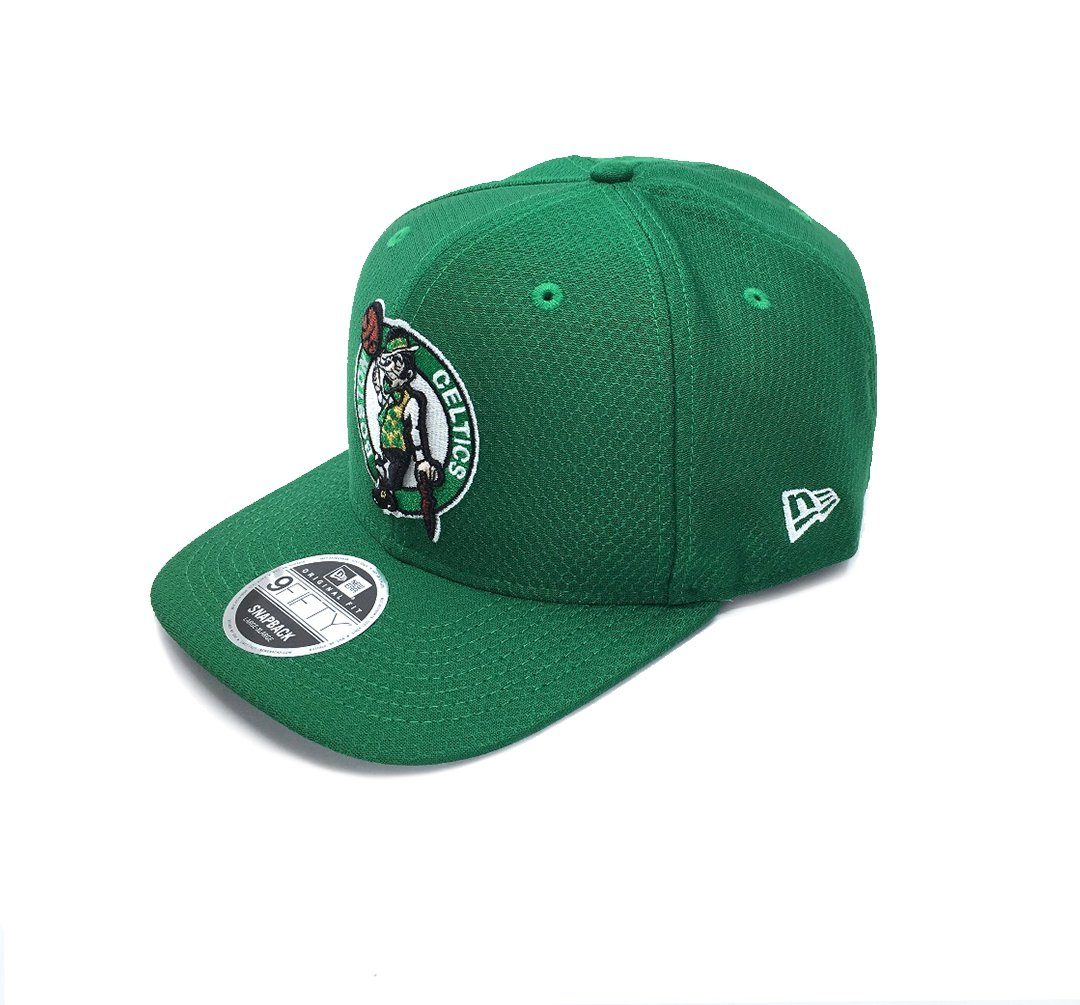 New Era 9FIFTY Core Hex Era Pre-Curved - Boston Celtics SP-Headwear-Caps New Era