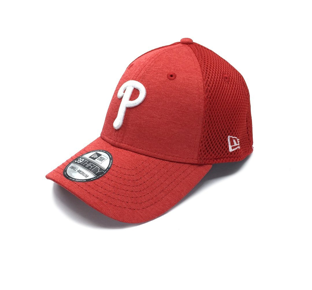 New Era 39THIRTY Spacer Stretch Fit - Philidelphia Phillies SP-Headwear-Caps New Era