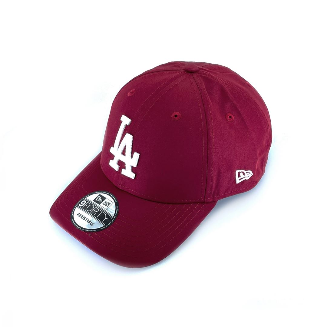 New Era 9FORTY LA Dodgers - Cardinal Pro SP-Headwear-Caps New Era