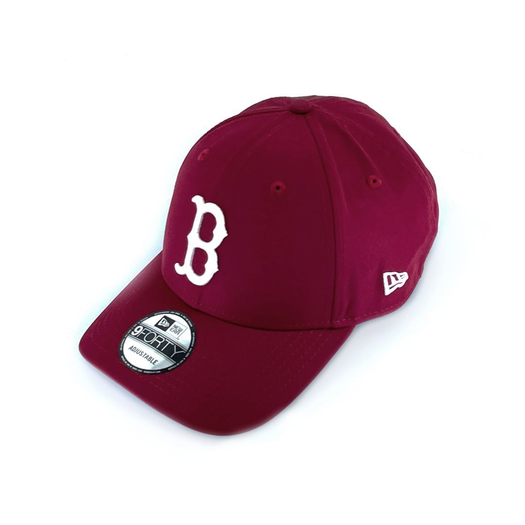 New Era 9FORTY Boston Red Sox - Cardinal Pro SP-Headwear-Caps New Era