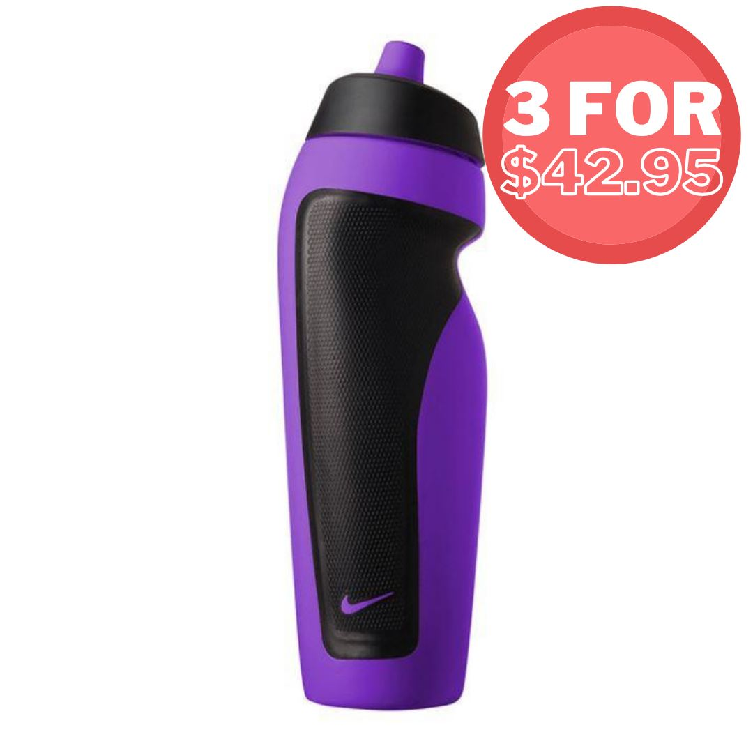 Nike Sport Water Bottle 600ml Volt SP-Accessories-DrinkBottles Nike