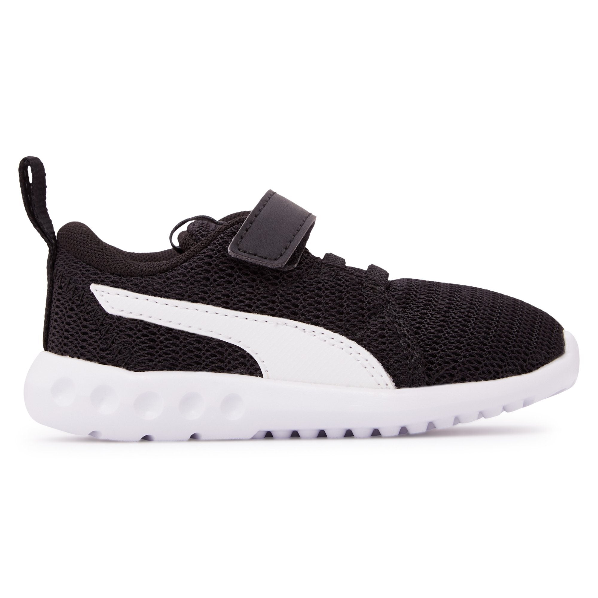 huge range of special sales united kingdom Puma Baby Carson 2 Running Shoes - Black/White