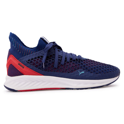 Puma Men's Ignite Netfit - Blue Depths Footwear Puma